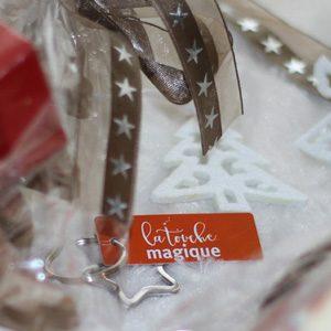 Een echt origineel kerstpakket - geen standaard assortiment - La Touche Magique