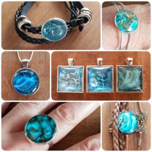 Handgemaakte sieraden - La Touche Magique