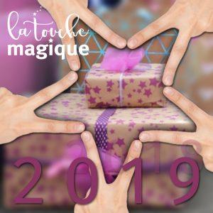 Een magisch 2019 - La Touche Magique