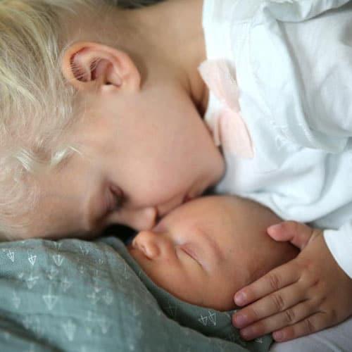 Een knuffel van Miranda