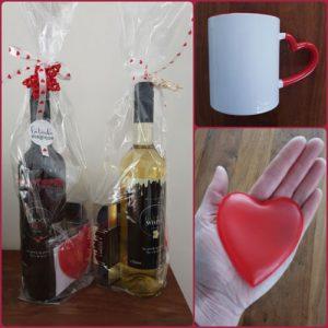 Een cadeau voor Valentijnsdag - La Touche Magique