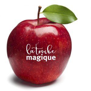 Een appel voor de dorst - Vierdaagse - La Touche Magique