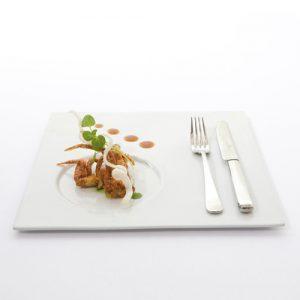 Serviesgoed en bestek - La Touche Magique