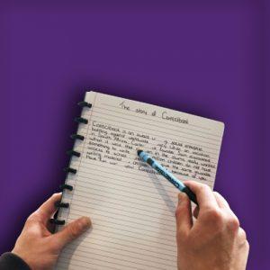 Correctbook - een uitwisbaar notitieboek - La Touche Magique