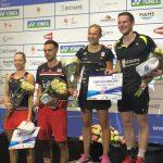 Een cadeau voor de finalisten van Yonex Dutch Open 2019