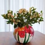 Een lente vaas