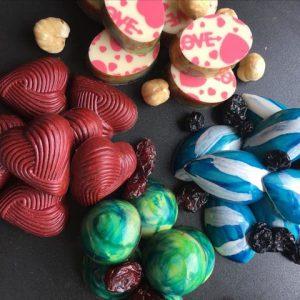 Bonbons doen het altijd goed - La Touche Magique