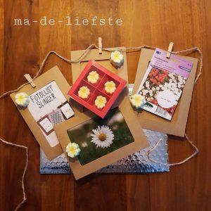 brievenbus cadeau voor moederdag - La Touche Magique