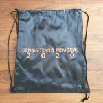 Een tas met bedrukking voor een memorial - La Touche Magique