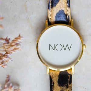 the watch NOW bij La Touche Magique