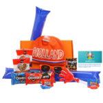Oranje voetbal cadeaus - cadeaupakket - La Touche Magique