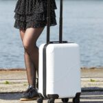 vakantie tijd - trolley - Enrico Benetti - La Touche Magique