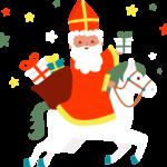Sinterklaas - La Touche Magique